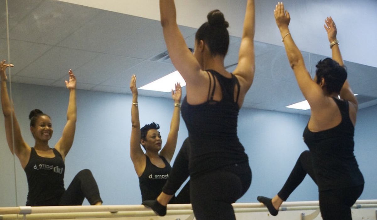 Barre B Offers Yoga, Barre, and Cardio in New SoFu Studio 1