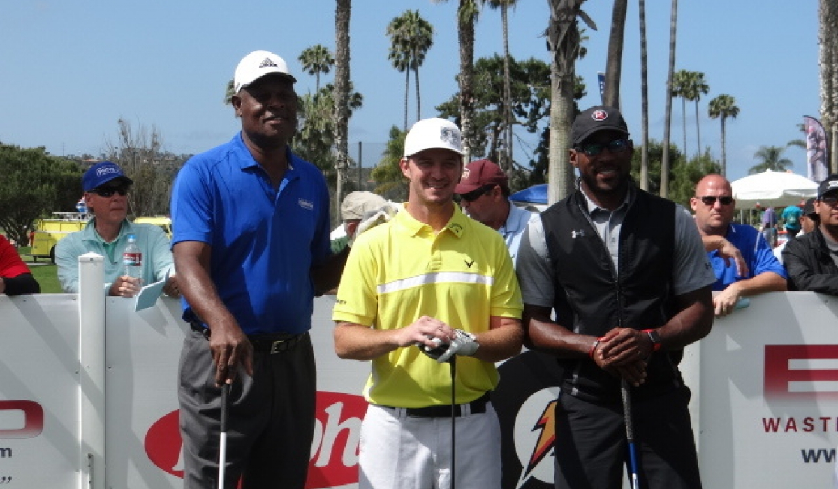 Celebrity Championship Golf Tournament 6
