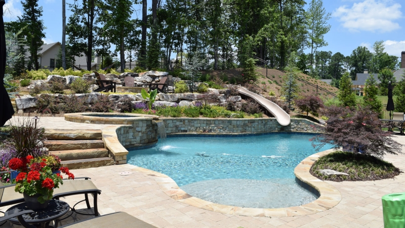 Luxe Pools 5
