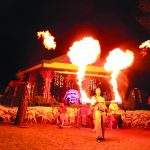 Dance of the Sacred Fire Lights Up the Night 6