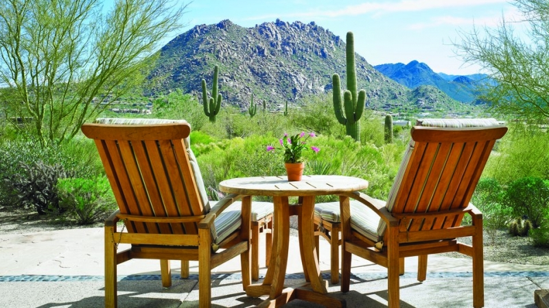 Enjoy a staycation at the Four Seasons Resort Scottsdale at Troon North 11
