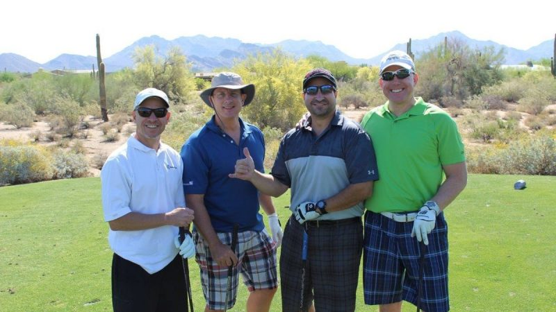 Delta Dental of Arizona Foundation's Golf4Smiles Tournament 5