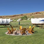 Glamping at Conestoga Ranch 8
