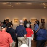 Art Collector Leads Tour