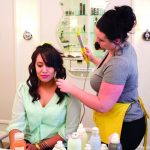 MD Skin Lounge Takeover at Drybar Scottsdale Quarter 5