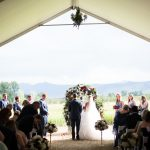All American Wedding | Kate Siegel & Jay Shimko 2
