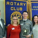 Students Recognized by the Rotary Club of Parker 2