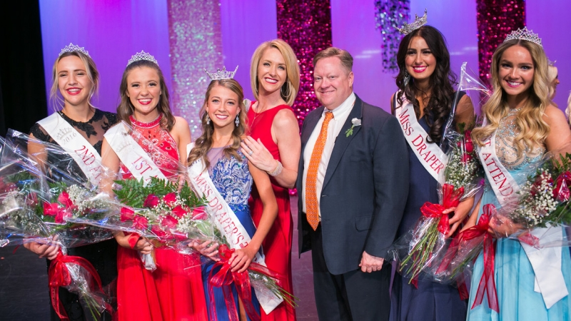 Miss Draper and Miss Draper Outstanding 