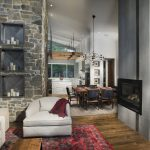 A Design-Inspired Life With Living Stone Construction 8