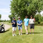 'Diamond Homes'  Tournament at Broken Tee Golf course 3