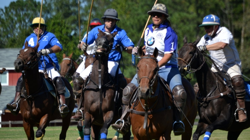 Union Hill Polo 6