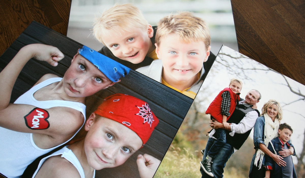 DIY Photo     To Canvas In A Snap 3