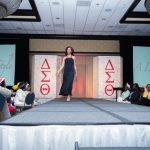 Atlanta Suburban Alumni Chapter of Delta Sigma Theta Sorority, Inc. present Annual Mad Hatters Scholarship Luncheon and Fashion Show
