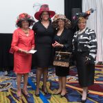 Atlanta Suburban Alumni Chapter of Delta Sigma Theta Sorority, Inc. present Annual Mad Hatters Scholarship Luncheon and Fashion Show 10