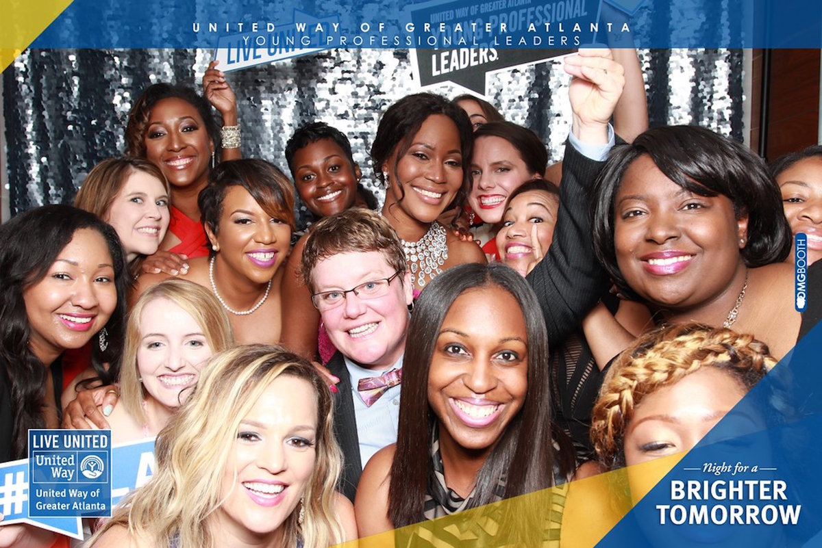 """United Way of Greater Atlanta Young Professional Leaders Hosts Second Annual signature event, """"Night for a Brighter Tomorrow"""" at Ventanas 9"""