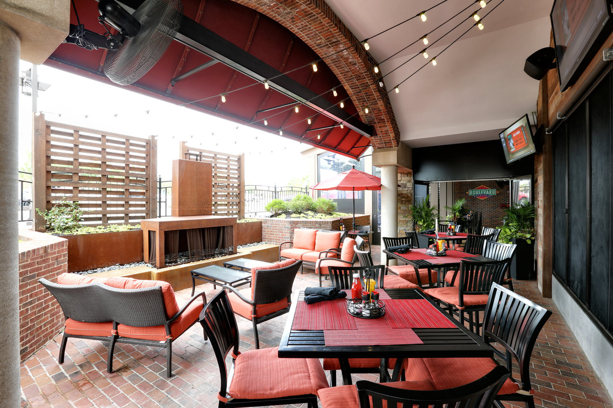 Attractive Red Door Grillu0027s New Menu Offerings And Patio Area Perfect For Celebrating  Summeru2014and Beyond