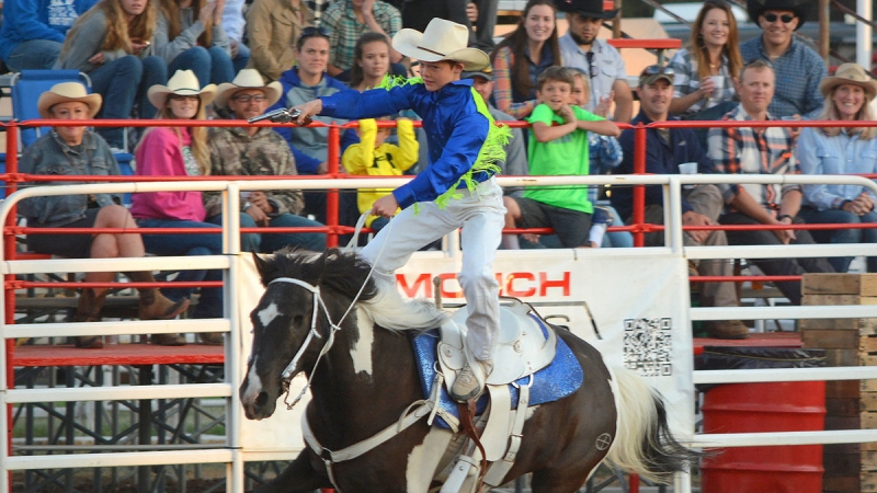77th Annual Sisters Rodeo 8