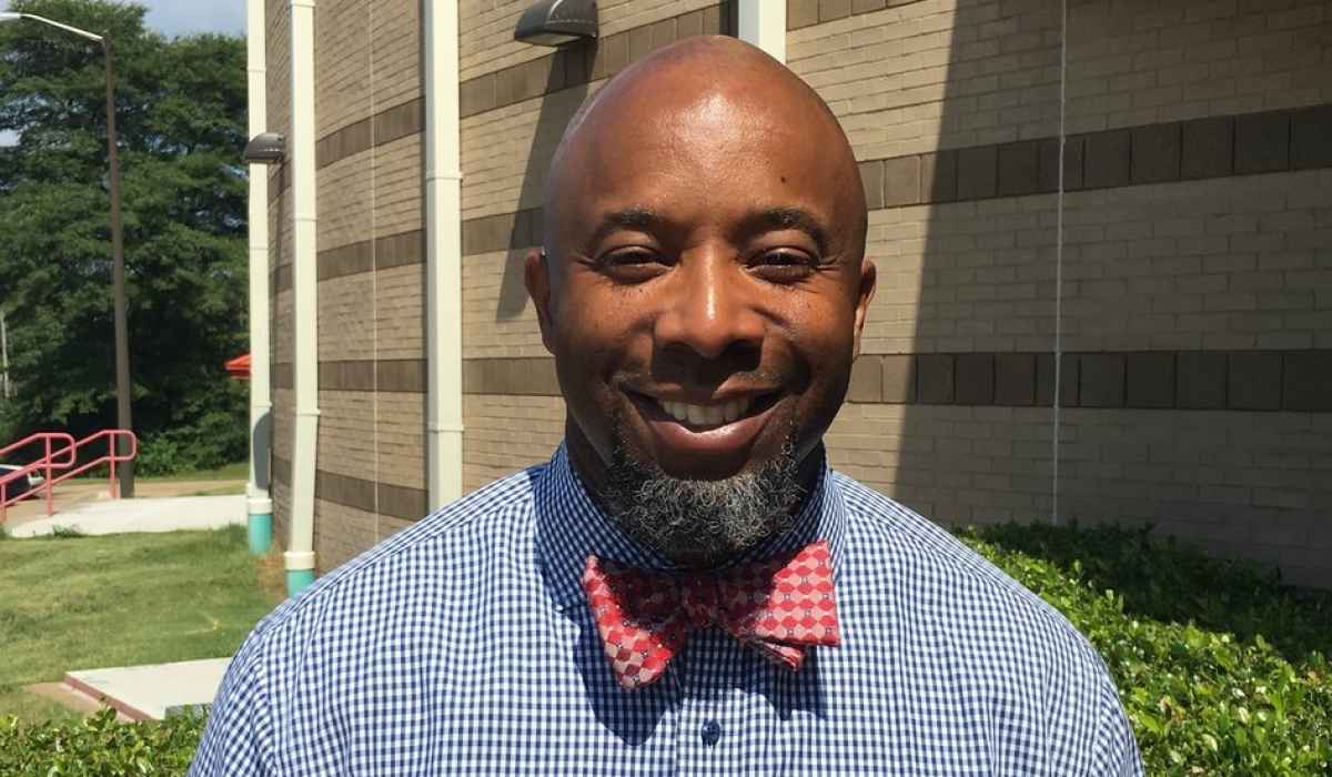 Dr. Dan Sims Named Associate Superintendent of Schools 3