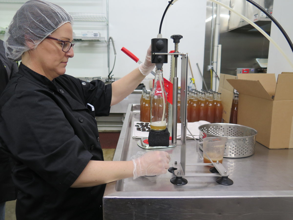 The Brewkery Brews a Hit With Lucky Elixir Kombucha 4