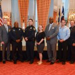 Officer of the Year 64th Annual Awards Dinner 1