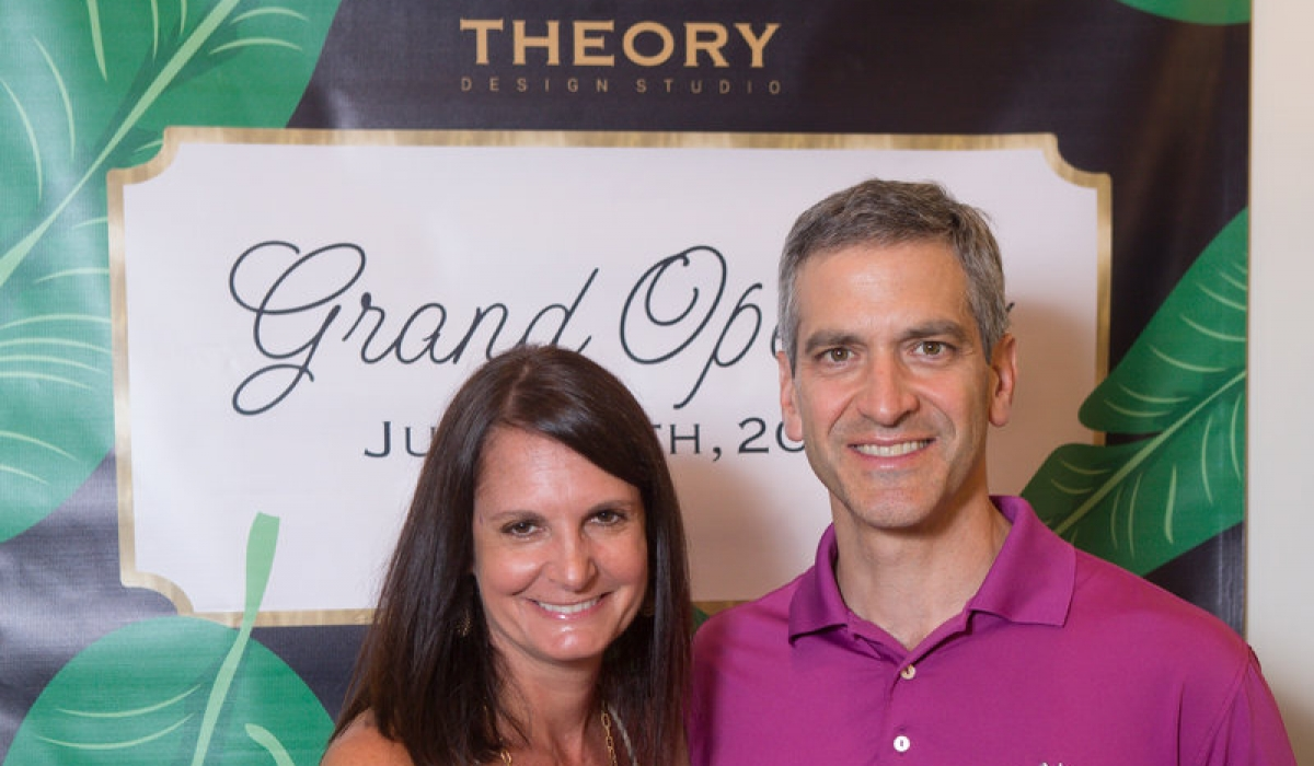 Theory Design Studio - Grand Opening 7