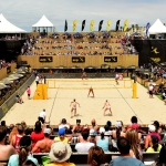 2016 Association of Volleyball Professionals Tournament in Huntington Beach 8