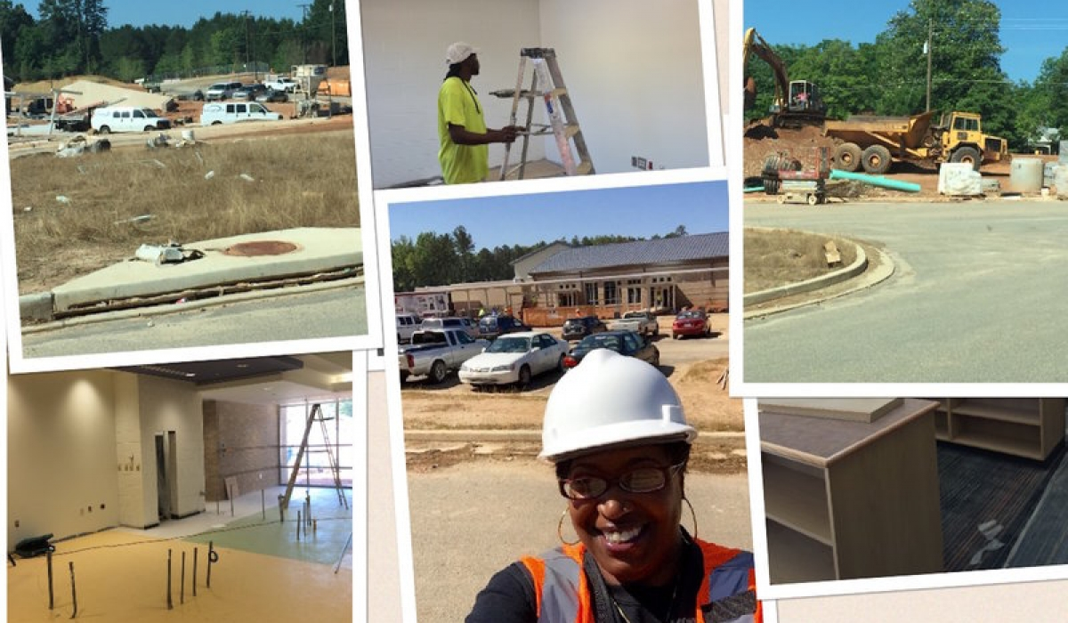 Wolf Creek Elementary From the Ground Up