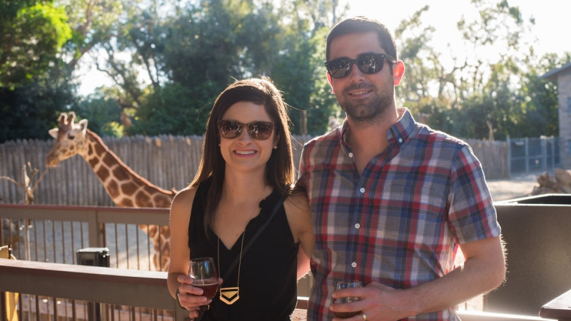 Wine and Brew at the Zoo 11