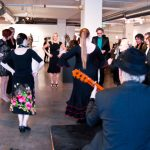 Spanish Flamenco night at Walker Fine Art 4