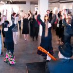 Spanish Flamenco night at Walker Fine Art 3