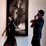 Spanish Flamenco night at Walker Fine Art 1
