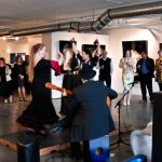 Spanish Flamenco night at Walker Fine Art 5
