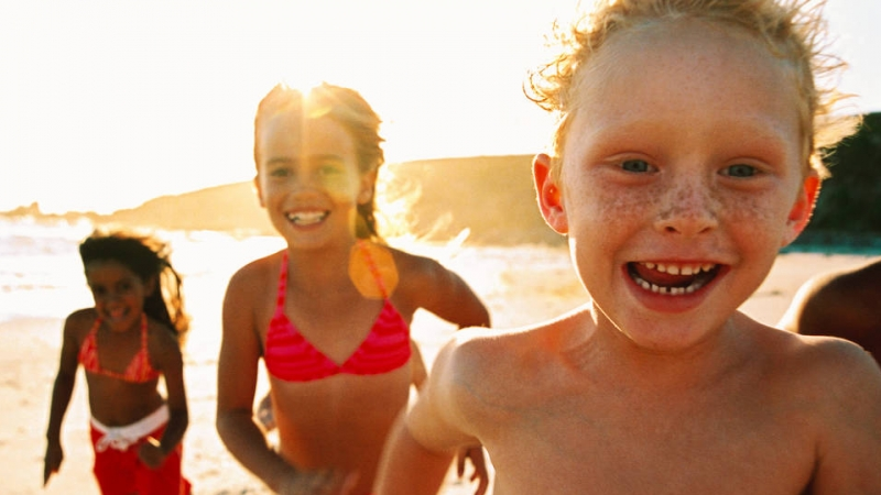 Easy Tips to Keep Kids Active this Summer