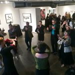 Spanish Flamenco night at Walker Fine Art