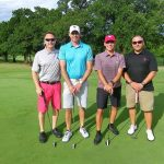 Golf Tourney Benefits OU Scholarship Program 3