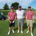 Golf Tourney Benefits OU Scholarship Program