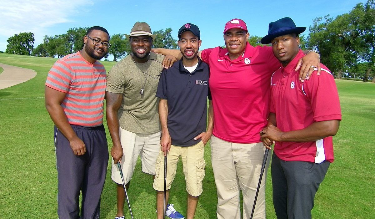Golf Tourney Benefits OU Scholarship Program 5