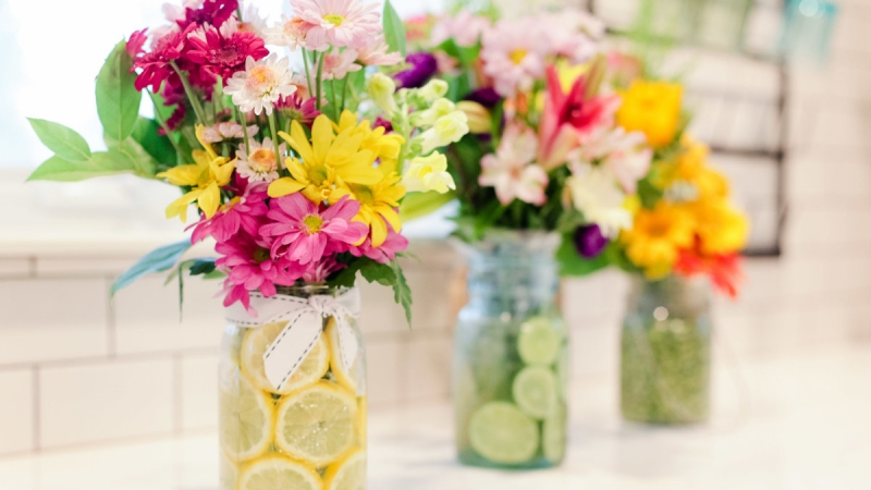 The 5-Minute Centerpiece 4
