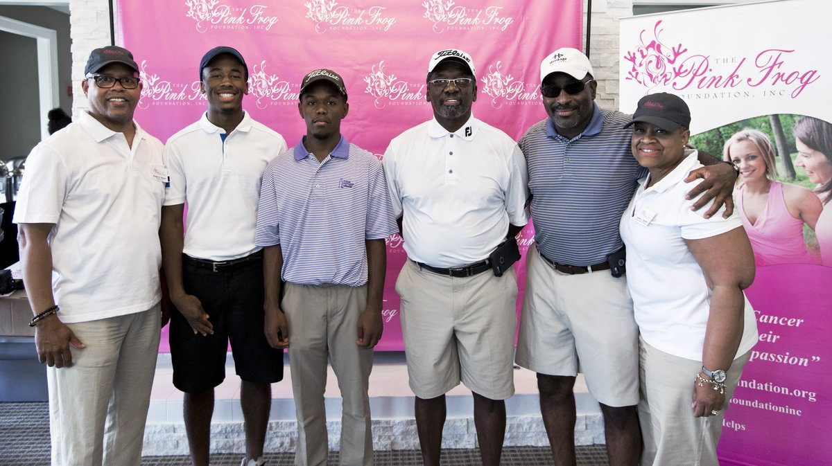 Inaugural Pink Frog Golf Classic raises over $22,000 for Breast Cancer Patients 10