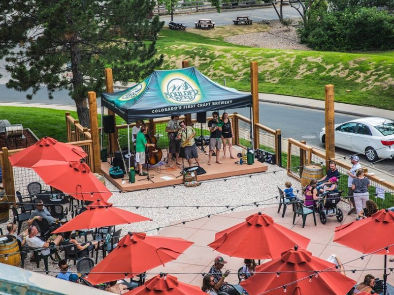 Boulder Beer 37th Anniversary Celebration 5