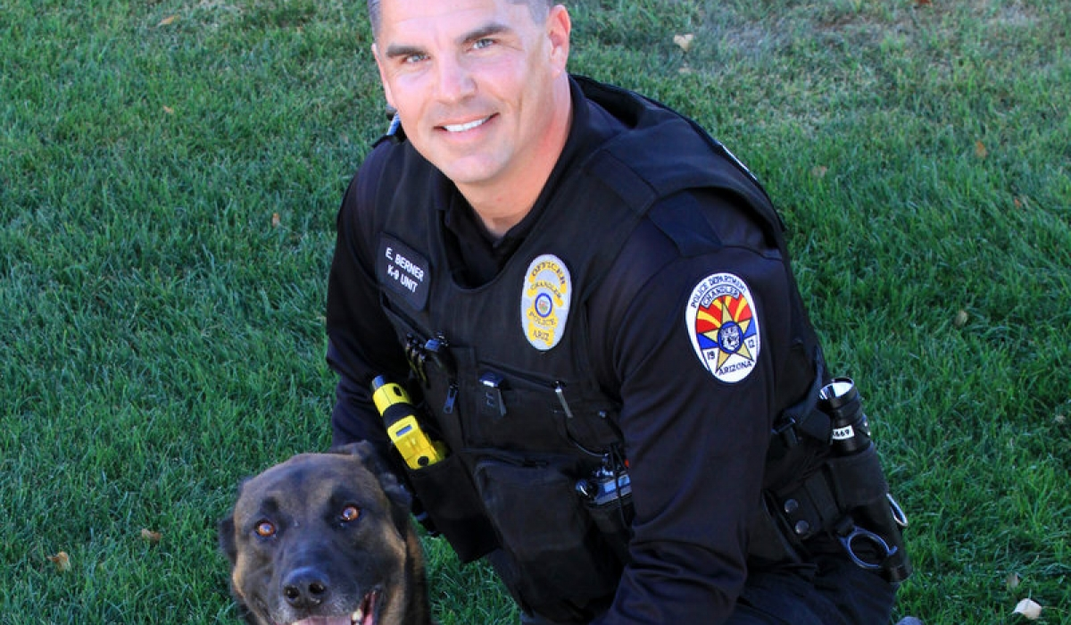 Protecting, Serving, and Wagging Tails