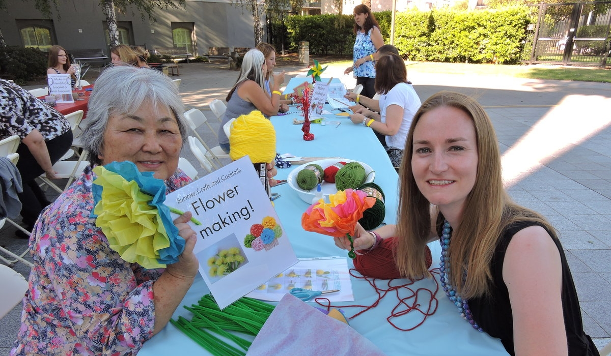Crafts and Cocktails at the Crocker Art Museum 6