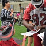 Voices for CASA Children's Arizona Cardinals Training Camp