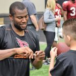 Voices for CASA Children's Arizona Cardinals Training Camp 2