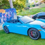 Porsche's New 718 Boxster Shines at Opening Day After Party 6
