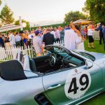 Porsche's New 718 Boxster Shines at Opening Day After Party