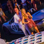Porsche's New 718 Boxster Shines at Opening Day After Party 4