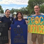 Residents Support Chandler Police Officers 6