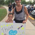 Residents Support Chandler Police Officers 4