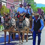Driving Mule Teams in the Roaring Fork Valley 8